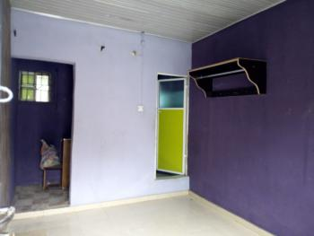 a Lovely Bigger Room Self Contained, Breaket Estate, Onike, Yaba, Lagos, Self Contained (single Rooms) for Rent