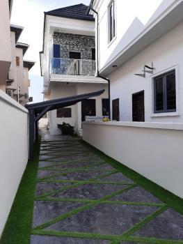 Luxury 4 Bedroom Semi Detached Duplex with Bq, Orchid Road, Ikota, Lekki, Lagos, Semi-detached Duplex for Sale