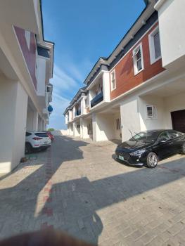 Tastefully Finished 4 Bedroom Terrace Duplex, Chevron, Lekki, Lagos, Terraced Duplex for Sale