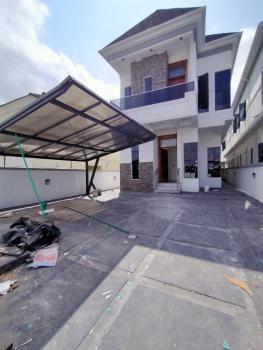 Stunning 5 Bedrooms with Bq, Chevy View Estate, Lekki Expressway, Lekki, Lagos, Detached Duplex for Sale