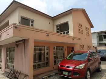 a Well Maintained Detached House for Commercial Use, Muri Okunola, Victoria Island (vi), Lagos, Detached Duplex for Rent