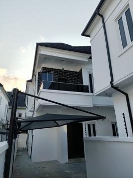 Beautiful 4 Bedroom Semi Detached Duplex, Canal West Estate, Osapa, Lekki, Lagos, Semi-detached Duplex for Rent