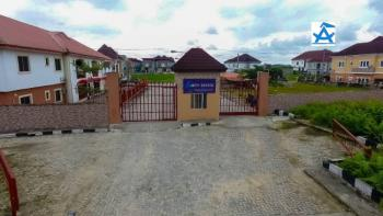 Completely Secured  Land in a Developed Estate with a Governor Consent, Amity Estate, Sangotedo, Ajah, Lagos, Residential Land for Sale