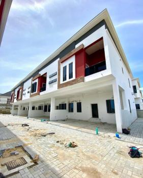 Exquisitely Built 3 Bedroom Terrace with Bq, 2nd Toll Gate, Lagos Island, Lagos, Terraced Duplex for Sale