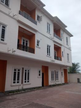 Exquisitely Finished 4 Bedroom Terrace with Bq in Serene Environment, Spg Road, Lekki, Lagos, Terraced Duplex for Sale