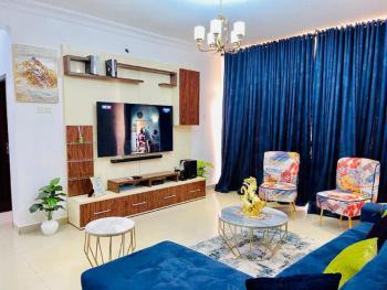 3 Bedrooms Serviced Apartment, Danscrof Block 3, Milverton Estate, Osapa, Lekki, Lagos, Flat / Apartment Short Let