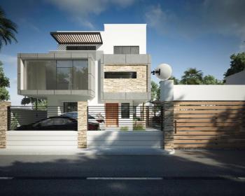 5 Bedroom Detached Duplex, Close to Coza, Guzape District, Abuja, Detached Duplex for Sale