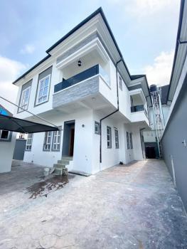 Newly Built Luxurious Standard 4 Bedroom Full Detached Plus Solar Pane, Chevron Alternative, Lekki Phase 1, Lekki, Lagos, Detached Duplex for Rent