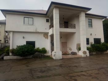 5 Bedroom Duplex with 4 Rooms B Q on 1400sqm, C of O, Wuse 2, Abuja, Detached Duplex for Sale