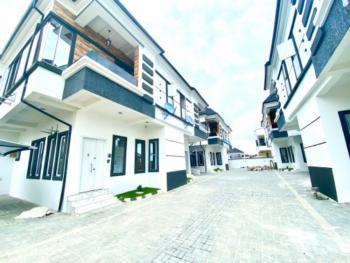 Serviced 4 Bedroom Semi Detached, Orchid Road, Lafiaji, Lekki, Lagos, Semi-detached Duplex for Sale
