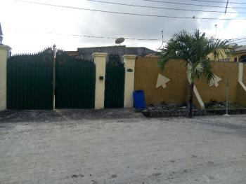 Executive 2 Bungalows (8 Bedrooms) on More Than a Plot. Good Location, Palms Crescent Estate, Badore, Ajah, Lagos, Detached Bungalow for Sale