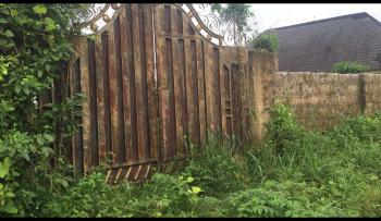 100ft By 200ft. with Fence and Gate, Amagba Road, Benin, Oredo, Edo, Residential Land for Sale