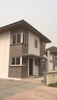 4 Bedroom Prototype Semi Detached Duplex, Pinnock Estate, Osapa, Jakande, Lekki, Lagos, Semi-detached Duplex for Rent