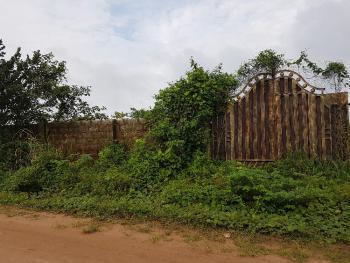 2 Plot of Fenced Land with C of O. Make a Wise Choice Now, Amagba, Ugbor Gra, Benin, Oredo, Edo, Residential Land for Sale