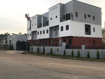 Brand New 4 Bedroom Terraced Duplex with Swimming Pool, Idu By Turkish/ Nizamiye Hospital, Karmo, Abuja, Terraced Duplex for Sale