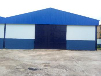 Perfect 800sqm 1 Bay Warehouse, Newly Built, Off Nnpc Depot Road, Oke Afa, Isolo, Lagos, Warehouse for Rent
