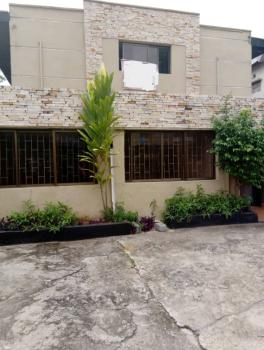 4 Bedroom Detached House with 2-room Boys Quarters, Off Awolowo Road, South West, Falomo, Ikoyi, Lagos, Detached Duplex for Rent
