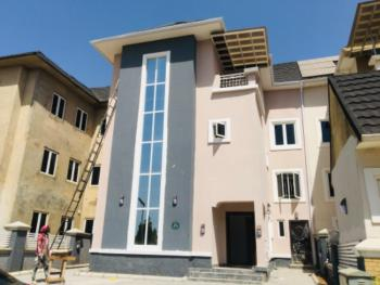 4 Bedroom Terrace Duplex with a Room Bq, Located at Galadimawa District Fct, Galadimawa, Abuja, Terraced Duplex for Sale