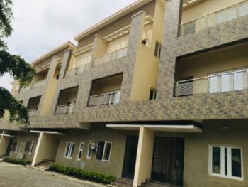 4 Bedroom Terrace Duplex with a Room Bq, Guzape District Fct., Guzape District, Abuja, Terraced Duplex for Sale