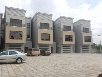 Luxury 4 Bedroom Terraced Duplex with a Room, Jabi, Abuja, Terraced Duplex for Rent