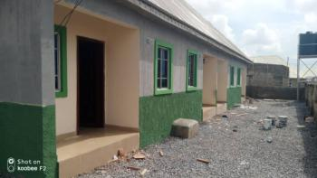One Bedroom Flat, Behind Shoprite Piwoyi, Lugbe District, Abuja, Mini Flat for Rent