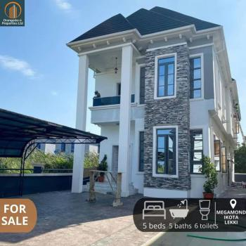 Luxury 5 Bedroom Fully Detached Duplex, Megamond, Ikota, Lekki, Lagos, Detached Duplex for Sale