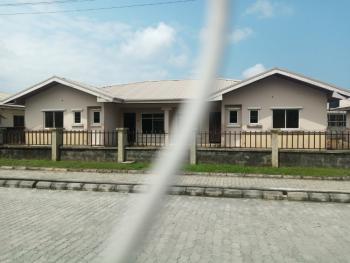 3 Bedroom Semi-detached Bungalow (carcass), Sangotedo, Ajah, Lagos, Semi-detached Bungalow for Sale