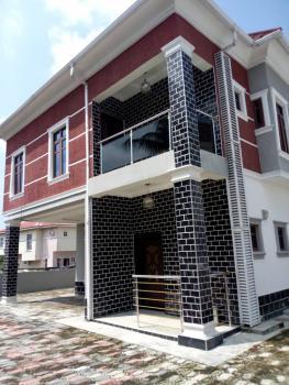 Newly Built 5 Bedroom Duplex with Bq, Crown Estate, By Shoprite, Lekki Epe Express Way, Sangotedo, Ajah, Lagos, Detached Duplex for Sale