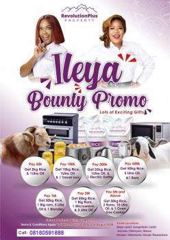 Ileya Bounty Promo, Folu Ise, Ibeju Lekki, Lagos, Residential Land for Sale