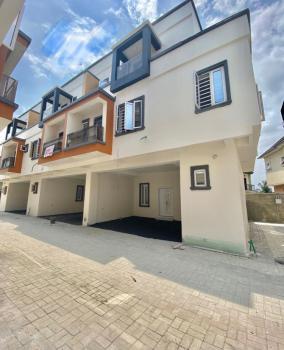 Newly Built 4 Bedroom Terrace Duplex in a Mini Court, Ikota, Lekki, Lagos, Semi-detached Duplex for Sale