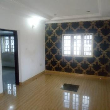 Clean 1 Bedroom Flat, By Lento Aluminum, After Airport Junction, Life Camp, Abuja, Mini Flat for Rent