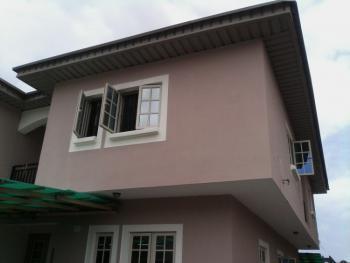 Lovely Serviced 3 Bedroom Semi-detached Duplex + Bq, Ikota, Lekki, Lagos, Semi-detached Duplex for Rent