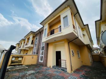 Brand New 4 Bedroom Semi Detcahed with Bq in Gated Estate, Ologolo, Lekki, Lagos, Semi-detached Duplex for Sale