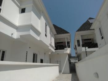 Luxury 4 Bedroom Detached Duplex with Bq, Chevron Drive, Agungi, Lekki, Lagos, Detached Duplex for Sale