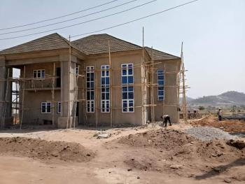 Fully Detached 4 Bedroom Duplex with Attached Bq, Leisure Court Estate, Behind Aco Estate, Airport Road, Sabon Lugbe, Lugbe District, Abuja, Residential Land for Sale