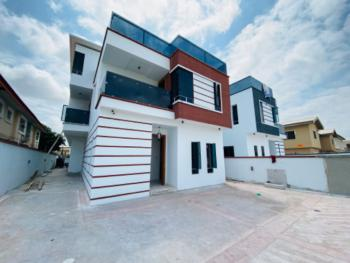 Smart Home 5 Bedroom Fully Detcahed with Bq and Swimming Pool, Lekki Phase 1, Lekki, Lagos, Detached Duplex for Sale