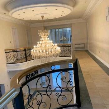 3000sqm with 4 Bedroom Duplex Sitting on It, Off Panama Street, Maitama District, Abuja, Detached Duplex for Sale