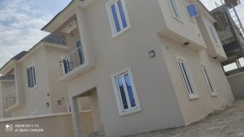 Luxury & Newly Built 4 Bedroom Detached House with a Room Bq, Ajah, Lagos, Detached Duplex for Sale