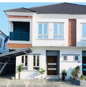 Luxury 4 Bedroom Semi Detached House in an Estate, Chevron Drive, Lekki, Lagos, Semi-detached Duplex for Sale