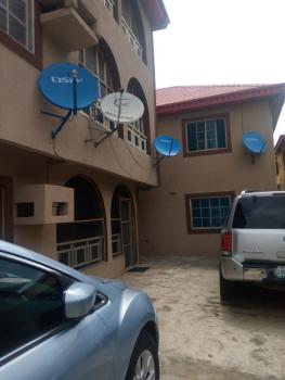 Sharp 2 Bedroom Flat, Idowu Rufai, Ago Palace, Isolo, Lagos, Flat for Rent