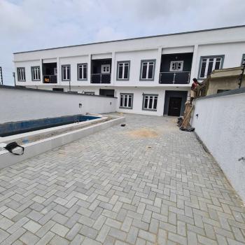 4 Bedroom Duplex, Palm City Estate, Ado, Ajah, Lagos, Terraced Duplex for Rent