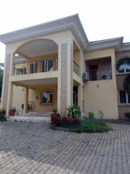 5 Bedrooms Detached Duplex with 2 Rooms Bq, Off Ibb Buleavard, Maitama District, Abuja, Detached Duplex for Rent