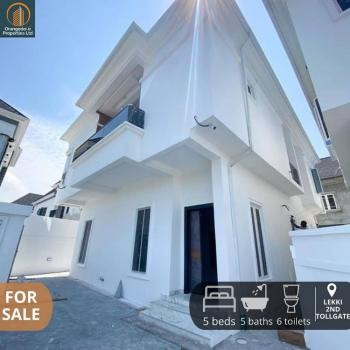 Very Spacious 5 Bedroom Fully Detached Duplex, 2nd Tollgate, Lekki Phase 2, Lekki, Lagos, Detached Duplex for Sale