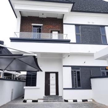 Very Neat & Spacious Luxury 4 Bedroom Semi Detached Duplex with Bq, Orchid Hotel Road., Lafiaji, Lekki, Lagos, Semi-detached Duplex for Sale