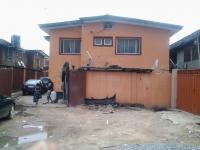 Block Of 4 Flats, Ijesha, Surulere, Lagos, Block of Flats for Sale