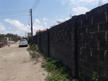 Fenced Dry and Upland, Kingdom Hall Bus Stop, Ajah, Lagos, Residential Land for Sale