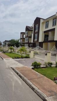 Tastefully Finished Luxury 4 Bedroom Terraced Duplex with a Bq, Royal Garden Estate, Ajiwe, Ajah, Lagos, Terraced Duplex for Sale