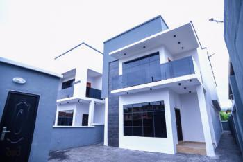 Brand New and Luxuriously Finished  4 Bedroom Duplex with a Room Bq., Abule Egba, Agege, Lagos, Detached Duplex for Sale