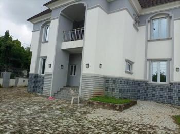 Brand New 5 Bedroom Fully Detached Duplex with 2 Rooms Bq., Zone 5, Wuse, Abuja, Detached Duplex for Rent