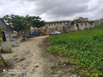 Land, Iyana School,few Minutes Drive From Igando, Nation Gardens Estate, Alimosho, Lagos, Residential Land for Sale